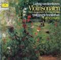 シュナイダーハン&ゼーマンのベートーヴェン/ヴァイオリンソナタ「春」&「クロイツェル」  独DGG 2997 LP レコード