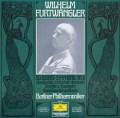 フルトヴェングラーのシューベルト/交響曲第8番「未完成」ほか  独DGG 2997 LP レコード