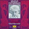 フルトヴェングラーのシューマン/交響曲第4番ほか  独DGG 2997 LP レコード