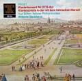 ベーム&バックハウスのモーツァルト/ピアノ協奏曲第27番ほか     独DECCA 3002 LP レコード