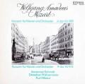シュミット&マズアのモーツァルト/ピアノ協奏曲第23&12番     独ETERNA 3002 LP レコード
