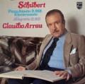アラウのシューベルト/ピアノソナタ第19番ほか   蘭PHILIPS 3002 LP レコード