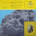 フリッチャイのモーツァルト/交響曲第29&41番「ジュピター」   独DGG 3002 LP レコード
