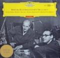 【赤ステレオ】フリッチャイ&アンダのバルトーク/ピアノ協奏曲第2&3番   独DGG 3002 LP レコード