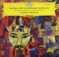 【赤ステレオ】フェレンチクのバルトーク/「中国の不思議な役人」ほか   独DGG 3002 LP レコード