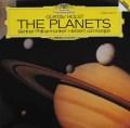 カラヤンのホルスト/組曲「惑星」   独DGG 3002 LP レコード
