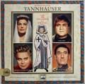 コンヴィチュニーのワーグナー/「タンホイザー」全曲   独ELECTROLA 3002 LP レコード