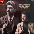 パールマンのクライスラー/ヴァイオリン名曲集   独EMI 3002 LP レコード