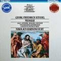アーノンクールのヘンデル/「メサイア」全曲   独TELDEC 3002 LP レコード