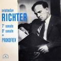 リヒテルのプロコフィエフ/ピアノソナタ第7&9番   仏Le Chant Du Monde 3003 LP レコード