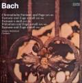ルージチコヴァーのバッハ/「半音階的幻想曲とフーガ」ほか  独ETERNA 3003 LP レコード