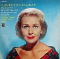 シュヴァルツコップのモーツァルト、ブラームスほか/歌曲集  独EMI 3003 LP レコード