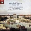 ワイセンベルク&ジュリーニのモーツァルト/ピアノ協奏曲第9&21番  独EMI 3003 LP レコード