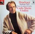 ジュリーニのブルックナー/交響曲第9番  独EMI 3003 LP レコード