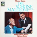 F=ディースカウ&リヒテルのブラームス/歌曲集「マゲローネのロマンス」  独EMI 3003 LP レコード
