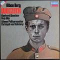 ドホナーニのベルク/「ヴォツェック」全曲  独DECCA 3003 LP レコード