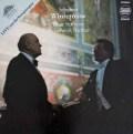 リヒテル&シュライアーのシューベルト/歌曲集「冬の旅」  独ETERNA 3004 LP レコード