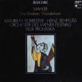 フォレスター&レーフスらのマーラー/「少年の不思議な角笛」  仏HM 3004 LP レコード