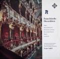 フランツ・アンドレのフランス序曲集  独TELEFUNKEN 3004 LP レコード