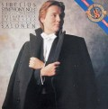 サロネンのシベリウス/交響曲第5番ほか  蘭CBS 3004 LP レコード