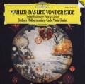 ジュリーニのマーラー/「大地の歌」  独DGG 3004 LP レコード
