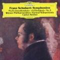 クライバーのシューベルト/交響曲第3&8番「未完成」  独DGG 3004 LP レコード