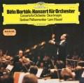 マゼールのバルトーク/管弦楽のための協奏曲  独DGG 3004 LP レコード