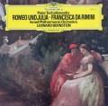 バーンスタインのチャイコフスキー/「ロミオとジュリエット」ほか  独DGG 3004 LP レコード