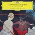 ヨッフムのオルフ/「カトゥーリ・カルミナ」  独DGG 3004 LP レコード