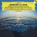 【テストプレス】カラヤンのドビュッシー/「海」ほか  独DGG 3006 LP レコード