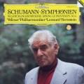 【テストプレス】バーンスタインのシューマン/交響曲第1番「春」&第4番  独DGG 3006 LP レコード