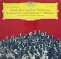 ムラヴィンスキーのチャイコフスキー/交響曲第6番「悲愴」  独DGG 3006 LP レコード