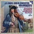 ピノックのバッハ/ヴァイオリン協奏曲集  独ARCHIV 3006 LP レコード