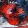 【オリジナル盤】ウェラーのショスタコーヴィチ/交響曲第1&9番  英DECCA 3006 LP レコード