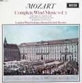 ブライマーのモーツァルト/管楽器のための音楽集 vol.2  英DECCA 3006 LP レコード