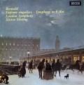 エールリンクのベルワルド/交響曲第3&4番  英DECCA 3006 LP レコード