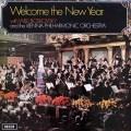 【オリジナル盤】ボスコフスキーの「Welcome The New Year」  英DECCA 3006 LP レコード