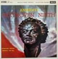 【オリジナル盤】アンセルメのベートーヴェン/交響曲第9番「合唱付き」  英DECCA 3006 LP レコード