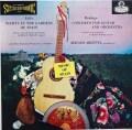 イエペスのロドリーゴ/「アランフェス」協奏曲ほか  英LONDON 3006 LP レコード