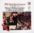 クライバーのニューイヤーコンサート 1992  蘭CBS 3006 LP レコード