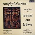 ダウランド、イースト&ホルボーンの「タバコの哲学」  英argo 3006 LP レコード