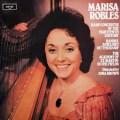 ロブレス&ブラウンの18世紀ハープ協奏曲集  蘭argo 3006 LP レコード