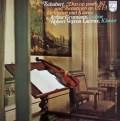 グリュミオー&ラクロワのシューベルト/二重奏曲ほか  蘭PHILIPS 3006 LP レコード