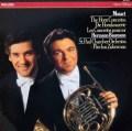 バウマン&ズッカーマンのモーツァルト/ホルン協奏曲集  蘭PHILIPS 3006 LP レコード