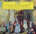 【モノラル】フルニエ&バウムガルトナーのボッケリーニ/チェロ協奏曲ほか  独DGG 3007 LP レコード