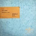 デームス&バリリ四重奏団のフランツ・シュミット/ピアノ五重奏曲  墺Westminster 3007 LP レコード
