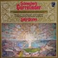 小澤のシェーンベルク/「グレの歌」 蘭PHILIPS 3007 LP レコード