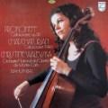 ワレフスカ&インバルのプロコフィエフ&ハチャトゥリアン/チェロ協奏曲集 蘭PHILIPS 3007 LP レコード