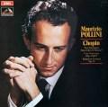 ポリーニのショパン/ピアノ小品集 英EMI 3007 LP レコード