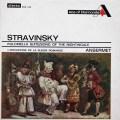 アンセルメのストラヴィンスキー/組曲「プルチネルラ」  英DECCA 3007 LP レコード